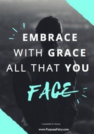 embrace with grace