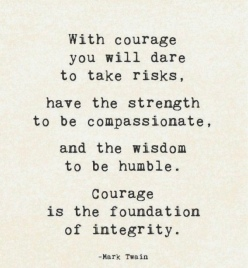 Courage - Mark Twain