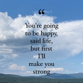 Make you strong