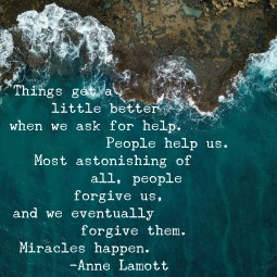 Miracle of helping